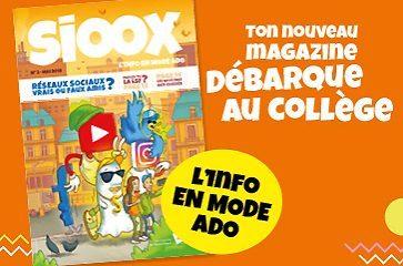 Sioox : un nouveau numéro en octobre